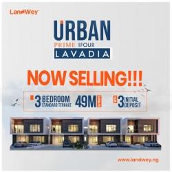 3 Bedroom Terrace Duplex  3 bedroom Semi-Detached Duplex for Sale Ajah Lagos Vetra  Property
