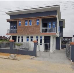 3 Bedroom Semi Detached Duplex Amity Estate 3 bedroom Semi-Detached Duplex for Sale Ajah Lagos Vetra  Property