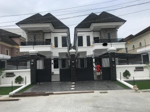 5bedroom Duplex For Sale Chevy View Estate Chevron , Lekki 5 bedroom Detached Duplex for Sale Lekki Lagos Vetra  Property