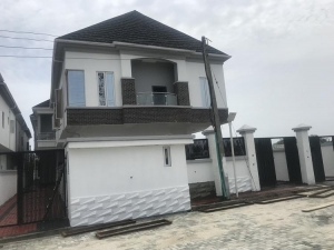 Lovely 5bedroom Fully Detach Duplex For Sale At Chevy View Estate Chevron 5 bedroom Detached Duplex for Sale Lekki Lagos Vetra  Property