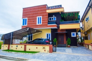 Fast Selling!!! 5 bedroom Terraced Duplex for Sale Lekki Lagos Vetra  Property