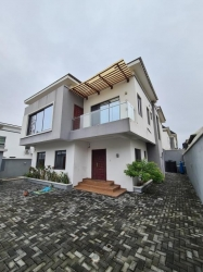 Affordable 5 Bedroom Detached Duplex In A Gated Estate  5 bedroom Detached Duplex for Sale Lekki Lagos Vetra  Property