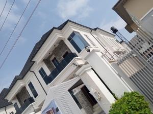 Newly Built Semi Detached Duplex In Chevron 4 bedroom Detached Duplex for Rent Lekki Lagos Vetra  Property