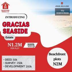 Gracias Seaside Estate Ibeju Lekki Residential Land for Sale Ibeju Lekki Lagos Vetra  Property