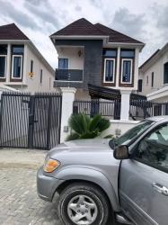 New Fully 4bedroom Portable Detached Houses Duplex With Bq 4 bedroom Detached Duplex for Sale Lekki Lagos Vetra  Property
