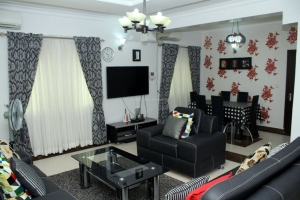 Fully Equipped Modern Bungalow 3 bedroom Detached Bungalow for Short let Ajah Lagos Vetra  Property