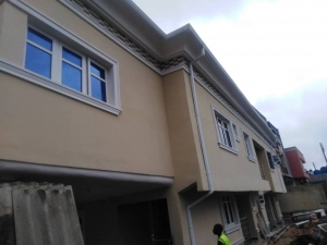 Newly Built Self Contain Self Contained for Rent Lekki Lagos Vetra  Property