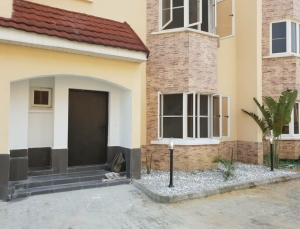 Tastefully Finished 4 Bedroom Terraced House Plus 1 B/r Bq  4 bedroom Terraced Duplex for Sale Lekki Lagos Vetra  Property