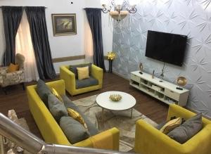 2bedroom Duplex 2 bedroom Terraced Duplex for Short let Lekki Lagos Vetra  Property