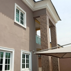 Standard 5 Bedroom Detached Duplex, With 1room Bq, On 400sqm Of Land At Magodo Gra Phase1. Document:c Of O . 5 bedroom Detached Duplex for Sale Kosofe Ikosi Lagos Vetra  Property