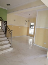 5bedrooms Duplex With A Room Bq At Omole Phase 1 Estate 5 bedroom Detached Duplex for Rent Kosofe Ikosi Lagos Vetra  Property