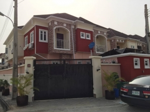 4 Bedroom Fully Furnished Semi Detached Duplex 4 bedroom House for Sale Lekki Lagos Vetra  Property