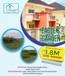 Affordable Land For Sale In Isele Azagba Road Asaba  Residential Land for Sale Asaba Delta Vetra  Property