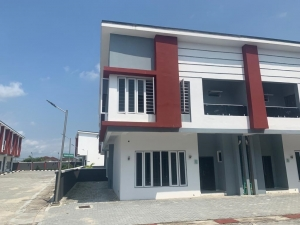 4 Bedroom Semi Detached Duplex Opp Vgc 4 bedroom Semi-Detached Duplex for Sale Lekki Lagos Vetra  Property