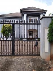 Duplex For Sale In Core Area Asaba 5 bedroom Detached Duplex for Sale Asaba Delta Vetra  Property