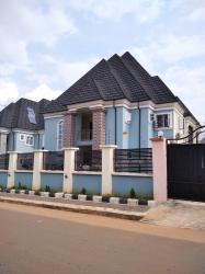 Duplex For Sale In Asaba 5 bedroom Detached Duplex for Sale Asaba Delta Vetra  Property