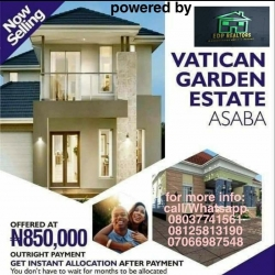 Affordable Land In Asaba Residential Land for Sale Asaba Delta Vetra  Property