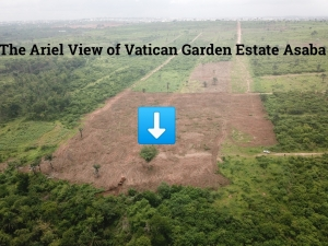 Plots Of Land Free From Govt Acquisition For Sale (vatican Garden Estate) Mixed Land for Sale Asaba Delta Vetra  Property