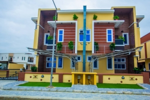 4 And 5 Bedroom Duplex For Sale In Lekki 4 bedroom Detached Duplex for Sale Lekki Lagos Vetra  Property