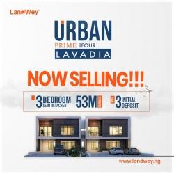 3 Bedroom Semi Detached Duplex  3 bedroom Semi-Detached Duplex for Sale Ajah Lagos Vetra  Property