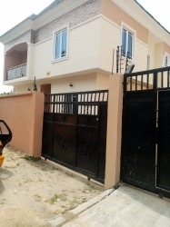 Newly Built Four Bedroom Detached Duplex With Bq For Sale 4 bedroom Detached Duplex for Sale Ajah Lagos Vetra  Property