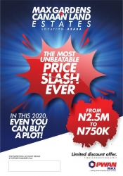 Buy 3 And Get One Free Mixed Land for Sale Asaba Delta Vetra  Property
