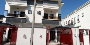 Exquisite 4 Bedroom Semi Detached Duplex 4 bedroom Semi-Detached Duplex for Sale Lekki Lagos Vetra  Property