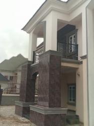 Newly Built 5 Bedroom Detached Duplex At Efab Metropolis Gwarinpa 5 bedroom Detached Duplex for Sale Gwarinpa Abuja Vetra  Property