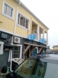 Pay And Pack Inn Sweet 2bedroom Flats  2 bedroom Flat for Rent Ajah Lagos Vetra  Property