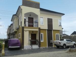 4 Bedroom Detached Duplex Well Furnished + Tucked-in Bq With C Of O 4 bedroom Detached Duplex for Sale Lekki Lagos Vetra  Property
