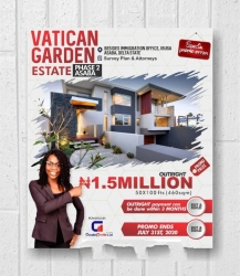 Affordable Land At Asaba Residential Land for Sale Asaba Delta Vetra  Property