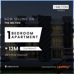 Affordable 1 Bedroom Apartment At Awoyaya  Mini Flat for Sale Ajah Lagos Vetra  Property