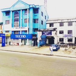 Commercial Property With 7 Executive Offices By The Road Office Space for Sale Port Harcourt Rivers Vetra  Property