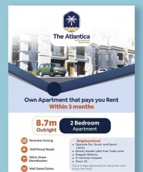 2bdrm Apartment For Sale (off Plan ) Deliverable In 3mnths  2 bedroom Mini Flat for Sale Ibeju Lekki Lagos Vetra  Property
