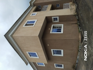 A Newly Renovated 2 Bedroom Apartment 2 bedroom Shared Apartment for Rent Kubwa Abuja Vetra  Property