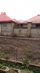 For Sale 4bedroom Flat Ensuits Bungalow With Security House & Room And Parlor Sc Bq @new Garage Ibadan Alao Akala Expressway Iiu Tuntun Estate. Asking Price 14m With Red Copy Survey Plan And Agreement. 4 bedroom Detached Bungalow for Sale Ibadan Oyo Vetra  Property