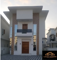 A Well Finished Royal 5 Bedroom Fully Detached Duplex In Osapa 5 bedroom Detached Duplex for Sale Lekki Lagos Vetra  Property