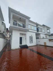 Luxury 4 Bedroom Fully Detached Duplex With Bq 4 bedroom Detached Duplex for Sale Lekki Lagos Vetra  Property