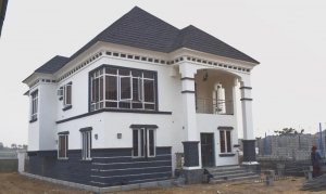 Newly Build 14 Units Of 5 Bedroom Terrace Duplexes Semi-Detached Duplex for Sale Karmo Abuja Vetra  Property