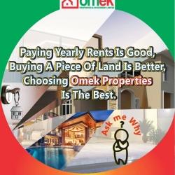 Affordable Land For Sale Mixed Land for Sale Obafemi Owode Ogun Vetra  Property