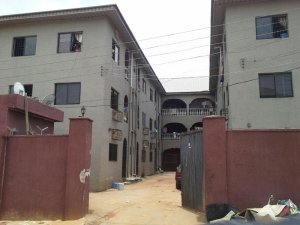 A 48 Unit Hostel Comprising; 41-self Contained Rooms And 7-mini-flats 10 bedroom Self Contained for Sale Asaba Delta Vetra  Property
