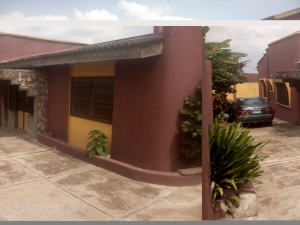 5 Bedroom Bungalow With 2 Studios On A 2and A Half Plot Of Land 5 bedroom Terraced Bungalow for Sale Akinyele Oyo Vetra  Property