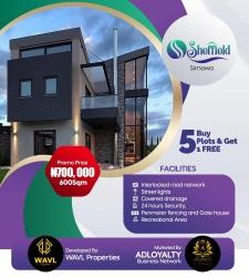 Land Commercial Land for Sale Sagamu Ogun Vetra  Property