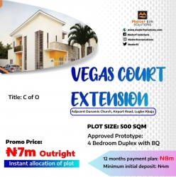 Land Commercial Land for Sale Lugbe Abuja Vetra  Property