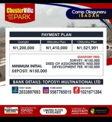 Land Commercial Land for Sale Ibadan Oyo Vetra  Property