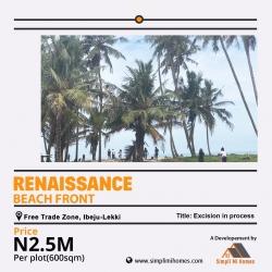 Land Commercial Land for Sale Ibeju Lekki Lagos Vetra  Property