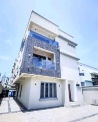 New Luxury 5bedroom Detached Duplex  5 bedroom Detached Duplex for Sale Lekki Lagos Vetra  Property