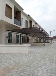 Newly Built 4 Bedroom Terrace With Bq 4 bedroom Terraced Duplex for Rent Lekki Lagos Vetra  Property