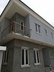 Newly Built 5 Bedroom Semi Detached 5 bedroom Semi-Detached Duplex for Sale Lekki Lagos Vetra  Property
