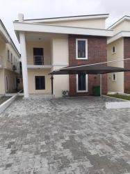 Newly Built 4 Bedroom Fully Detached 4 bedroom Detached Duplex for Sale Lekki Lagos Vetra  Property